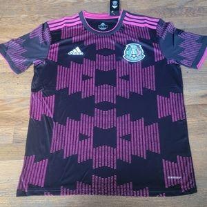 Last 1 Adidas Mexico Soccer Jersey